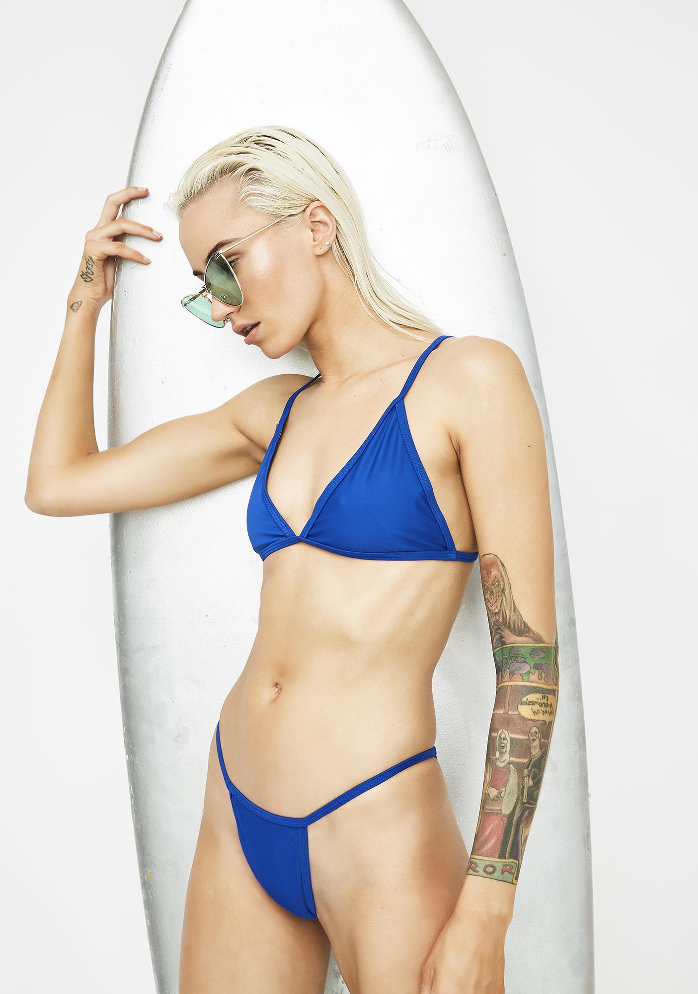 Motel Valter Bikini Top