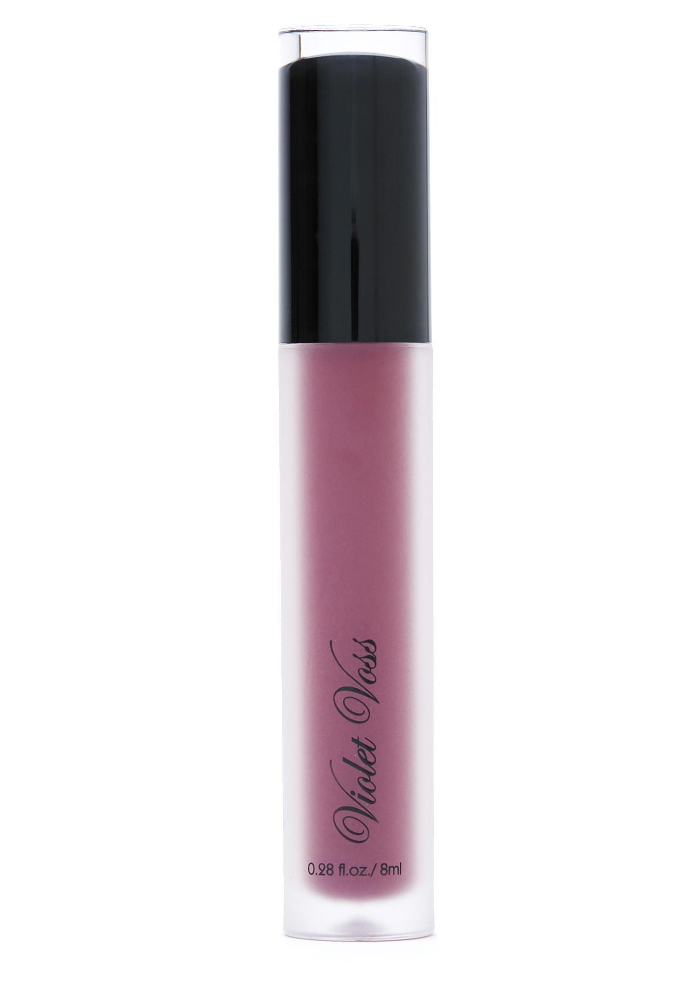 Violet Voss Vanity Matte Liquid Lipstick