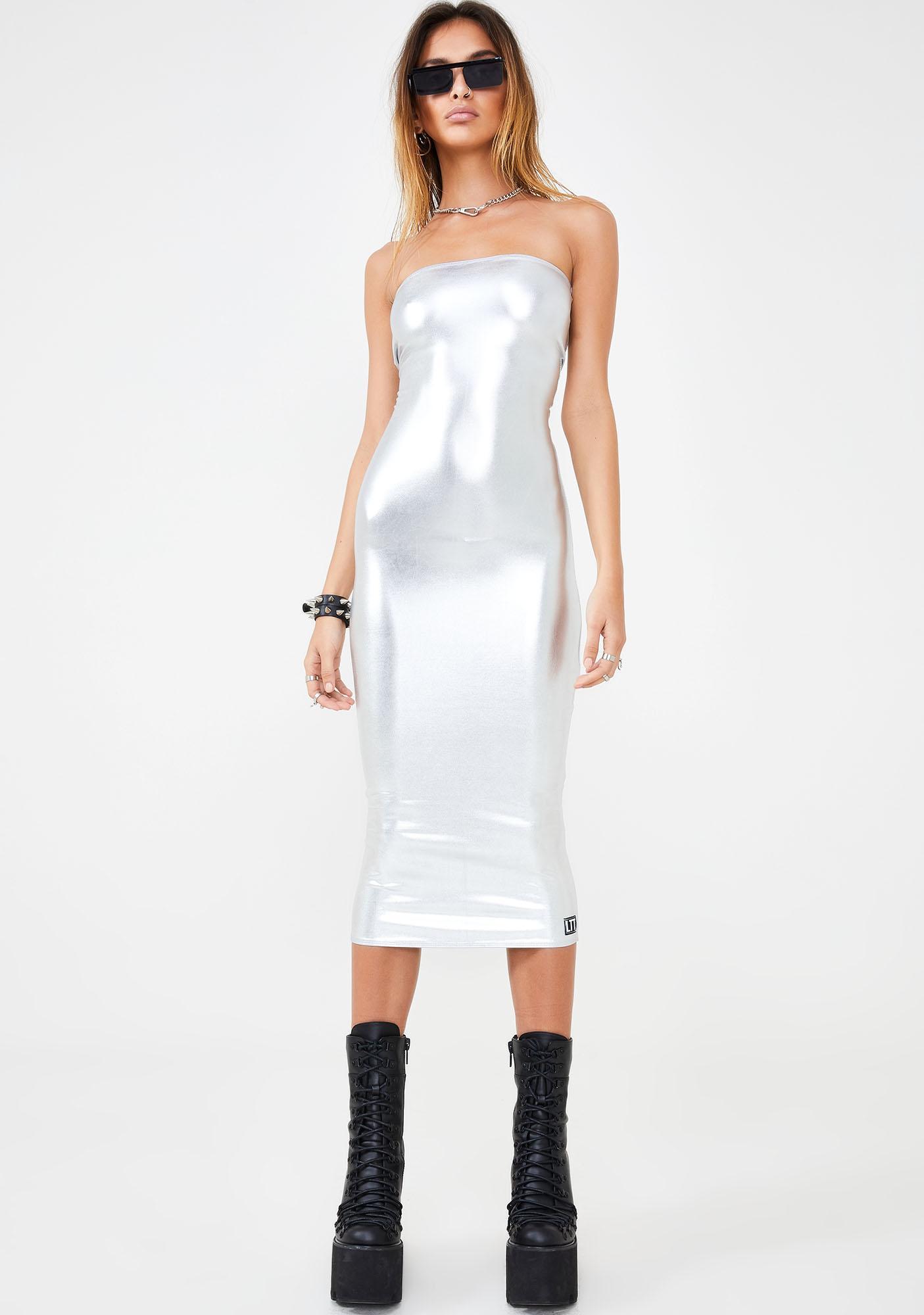 LOVE TOO TRUE Kimmi Tube Dress