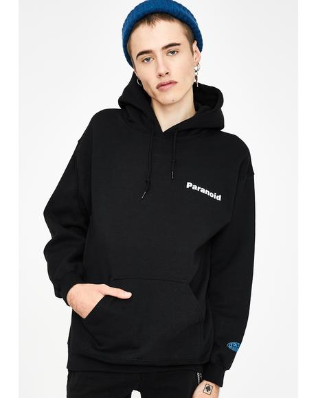 Paranoid Graphic Hoodie