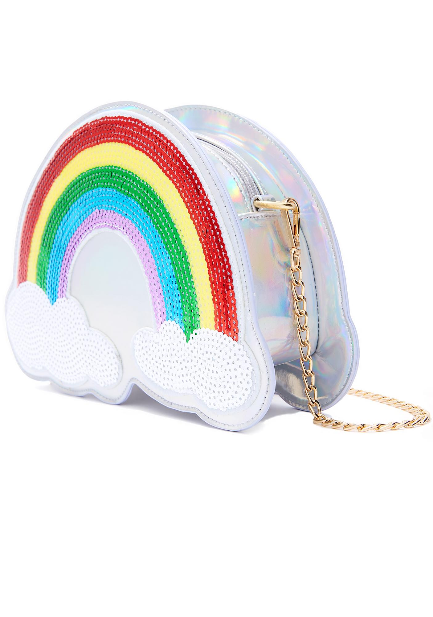 Rebel Rainbow Purse