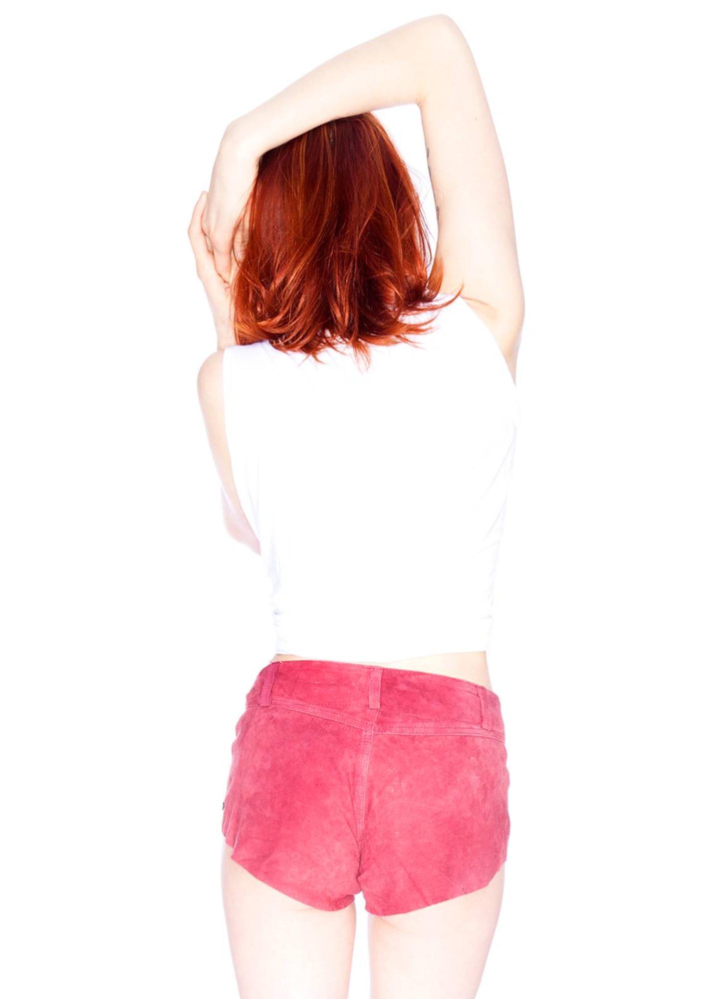 One Teaspoon Sixties Shorts