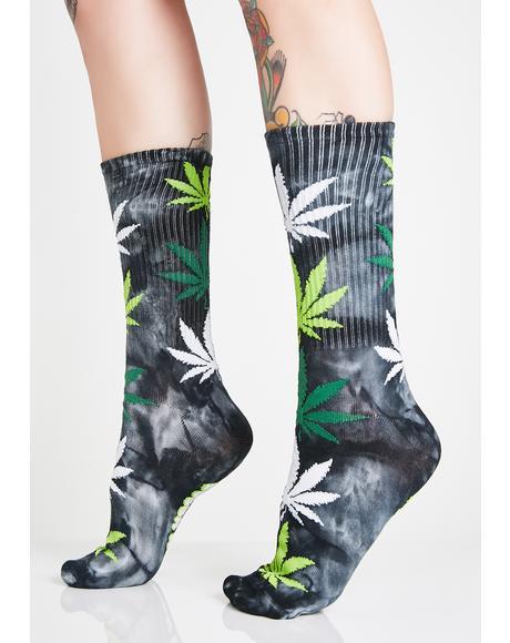 Strain Plantlife Crew Socks
