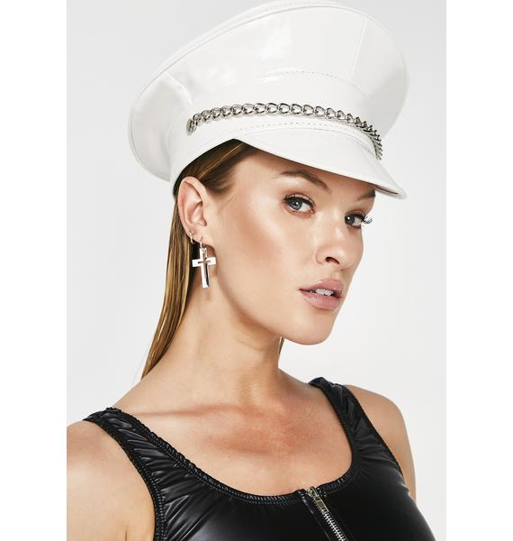 Chain Of Command Captain Hat
