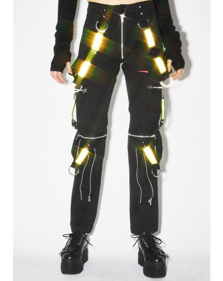 Electric Reflective Pants