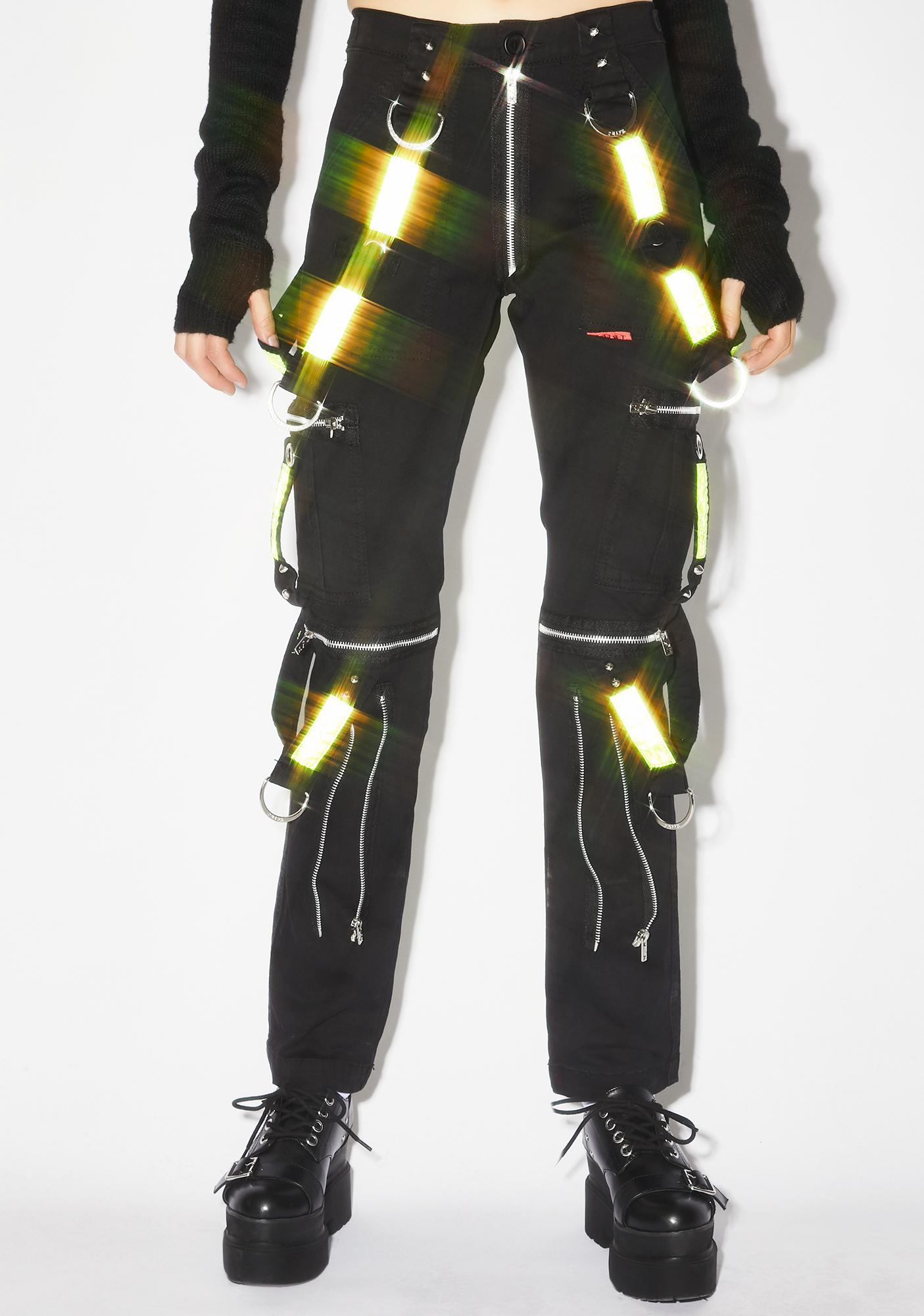 Tripp NYC Electric Reflective Pants