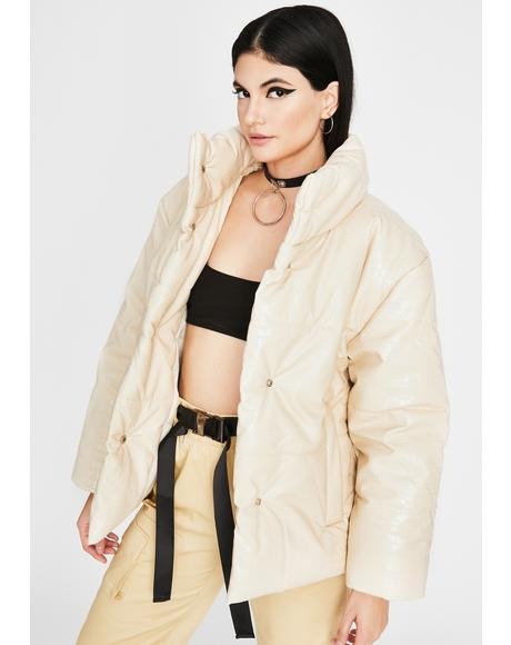 City Slicker Puffer Jacket