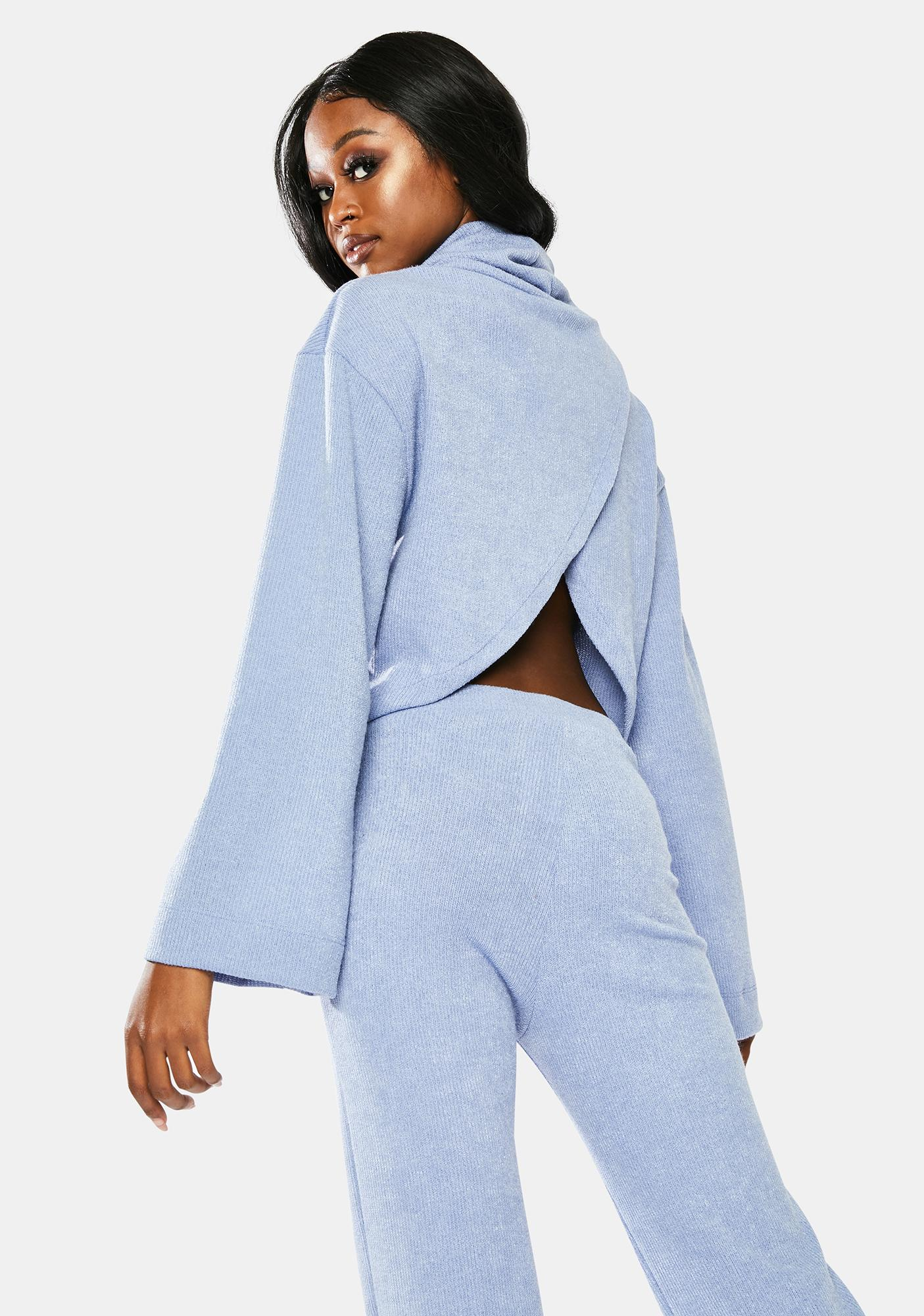 Beautiful Soul Crop Sweater