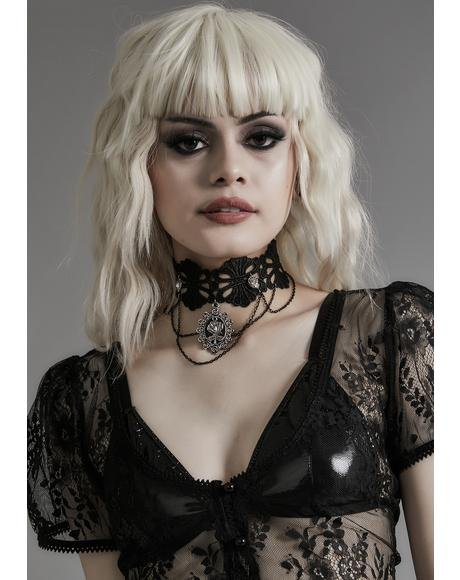Clouded Judgement Chain Choker