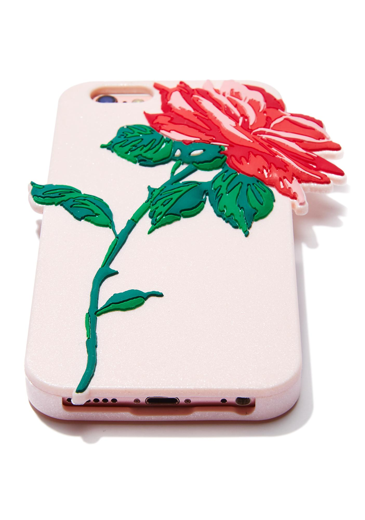 Wild Thornz iPhone Case