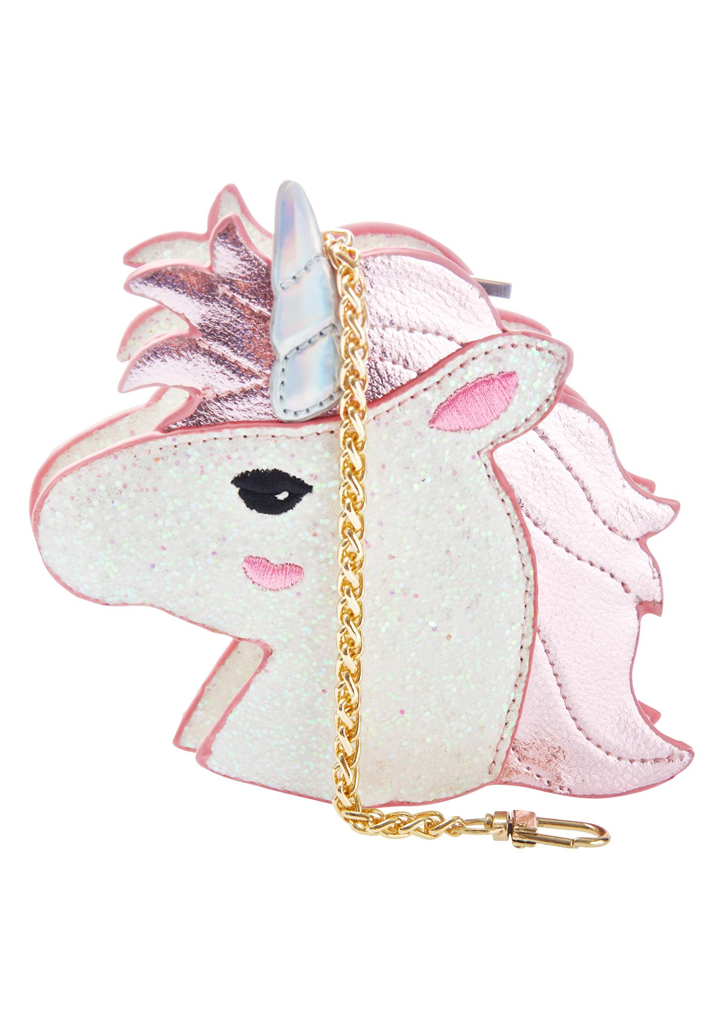 Skinnydip Unicorn Coin Purse
