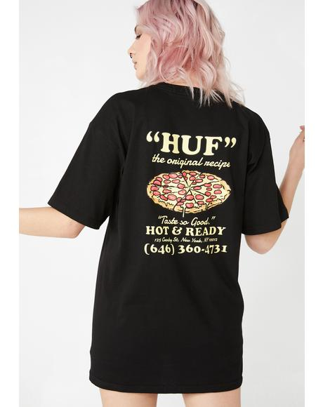 Hot N' Ready Graphic Tee
