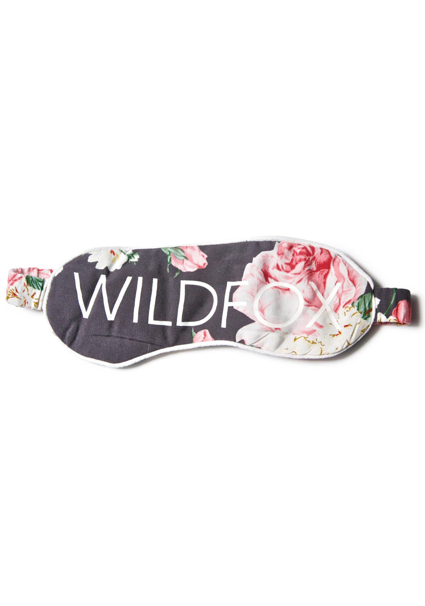 Wildfox Couture Austen Rose Eye Mask