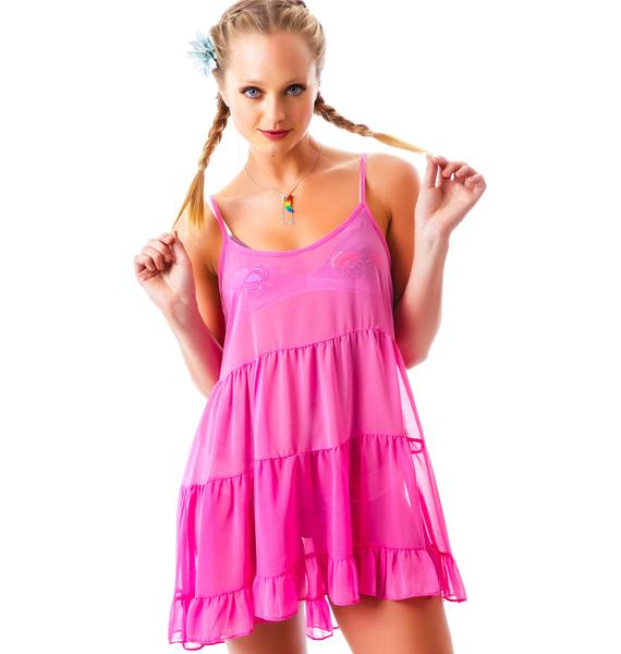 Adurey 3+1 Let's Play Rough Ruffle Dress