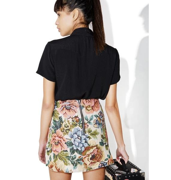 Motel Rose Annie Skirt