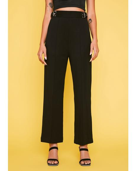 Next Millennium Wide Leg Pants