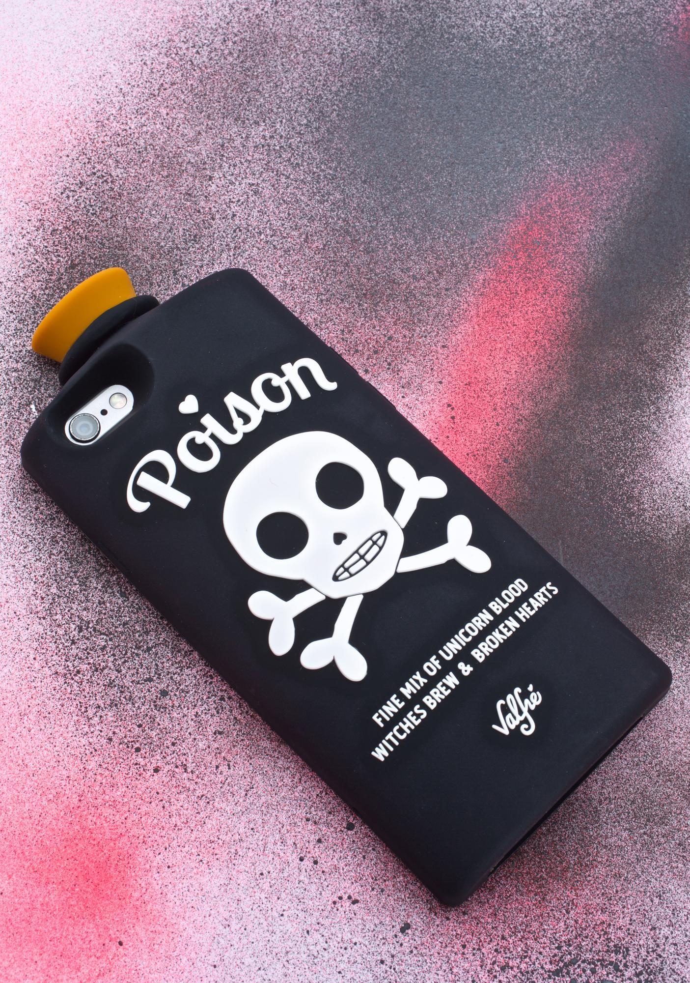 Valfré Black Poison 3D iPhone Case