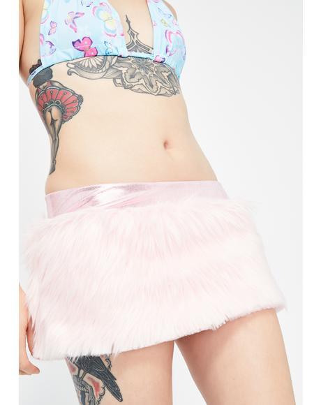 Hype Hologram Light-Up Skirt