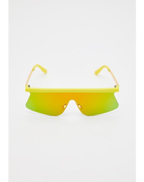 894fb25c22 Electric Storm Crasher Shield Sunglasses Electric Storm Crasher Shield  Sunglasses ...