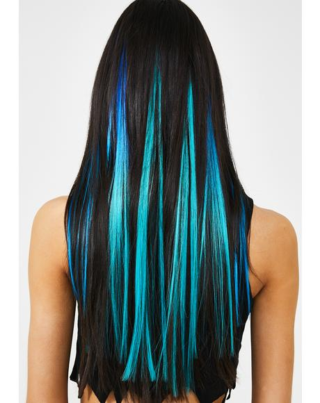 Mermaid Hair Extensions