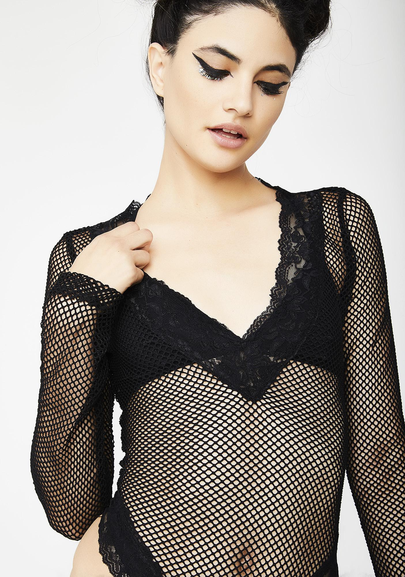 Kiki Riki Not Yet Yours Bodysuit