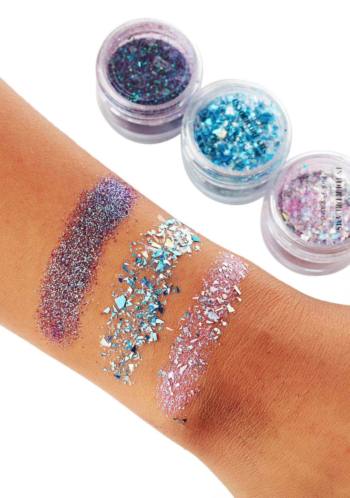 In Your Dreams Purple Dragon Cosmetic Glitter