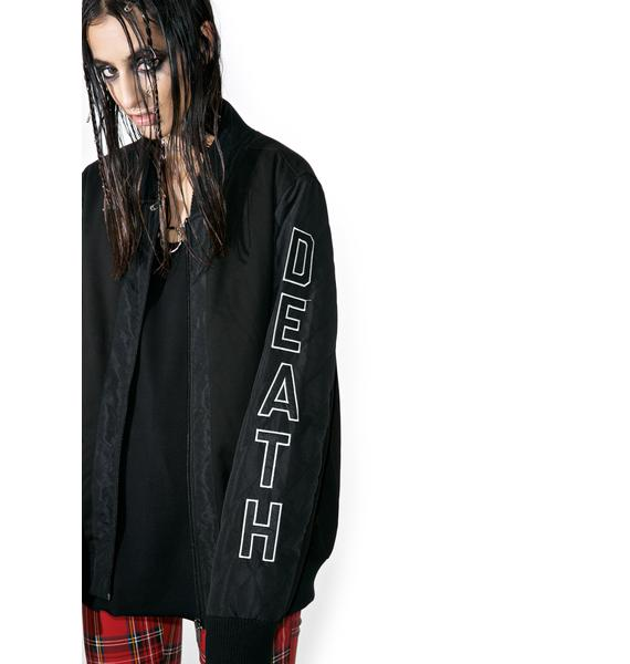 Iron Fist Cheat Death Bomber Jacket