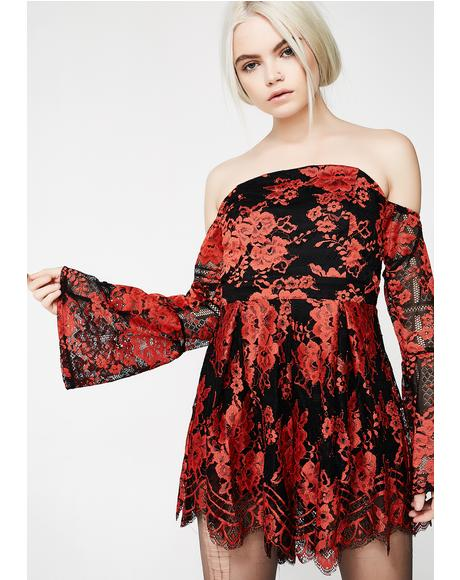 Fall Together Playsuit