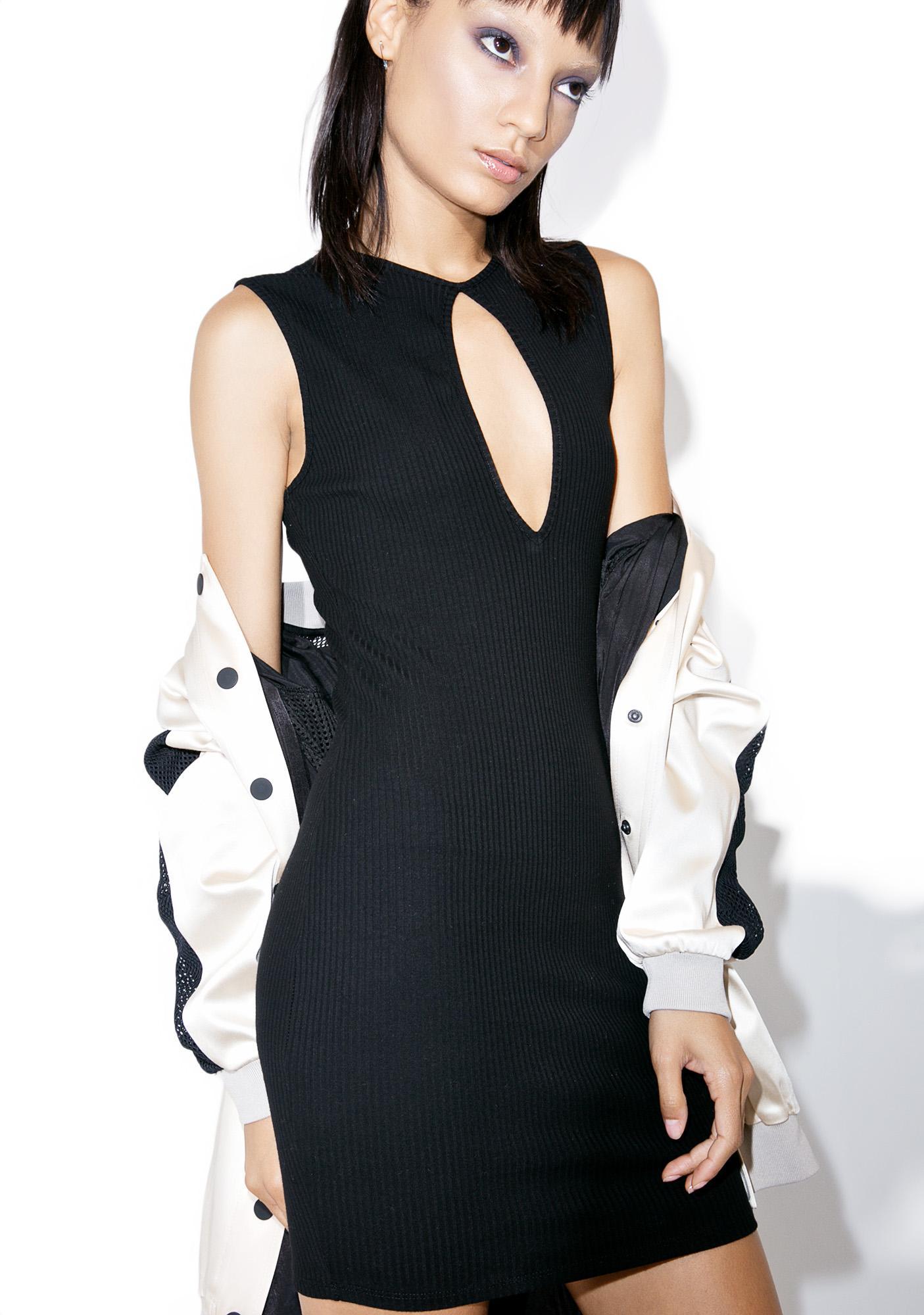 No Good Mini Dress