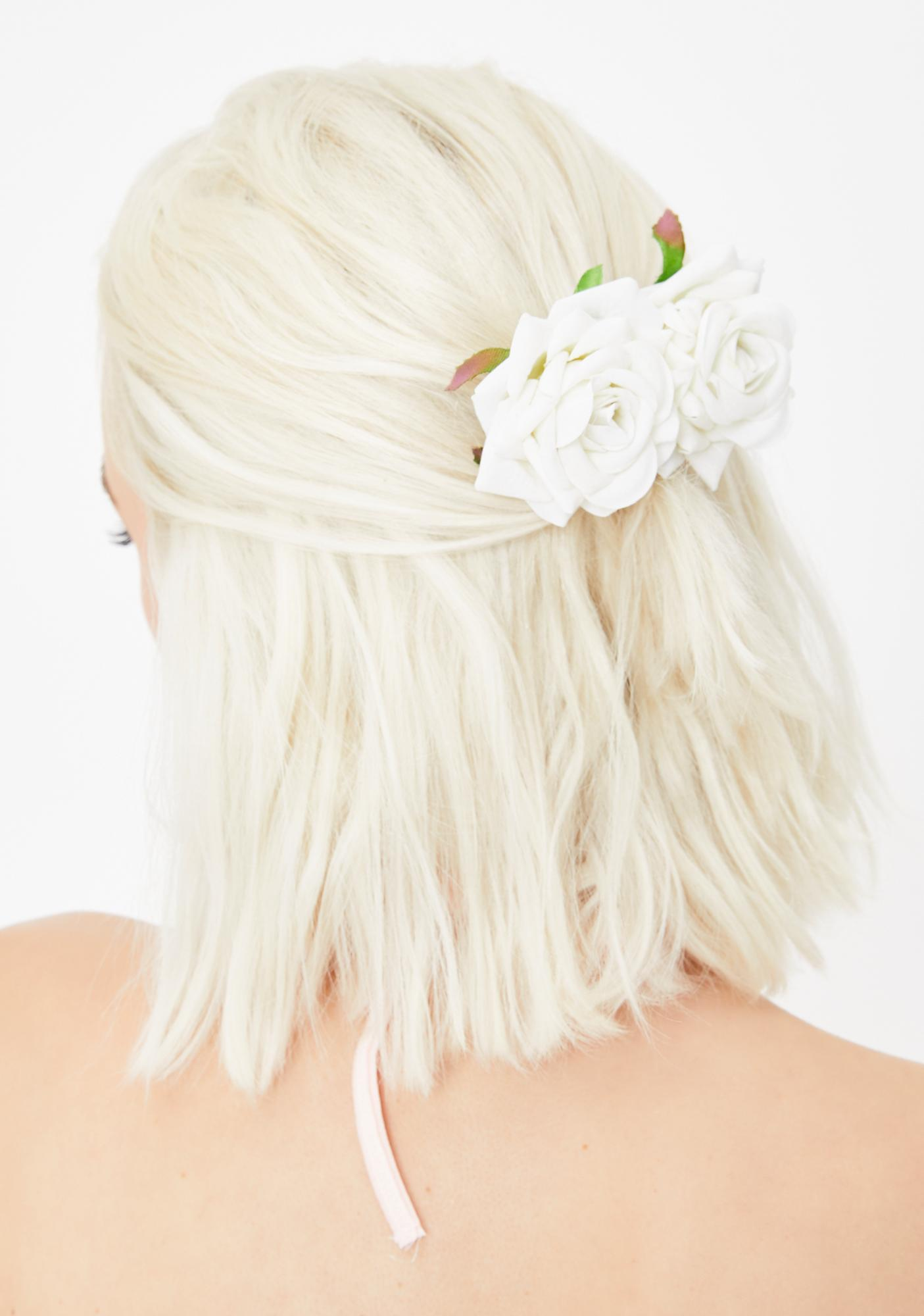 Angel Bouquet Of Love Hair Comb