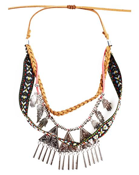 Reva Tiered Necklace