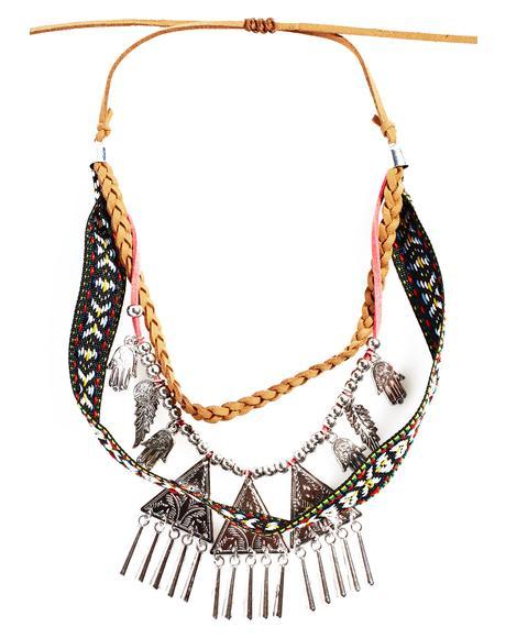 Reva Tiered Necklace