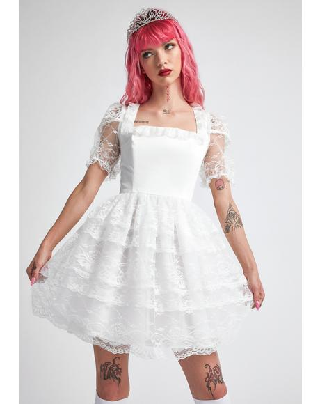 Divine Apparition Babydoll Dress
