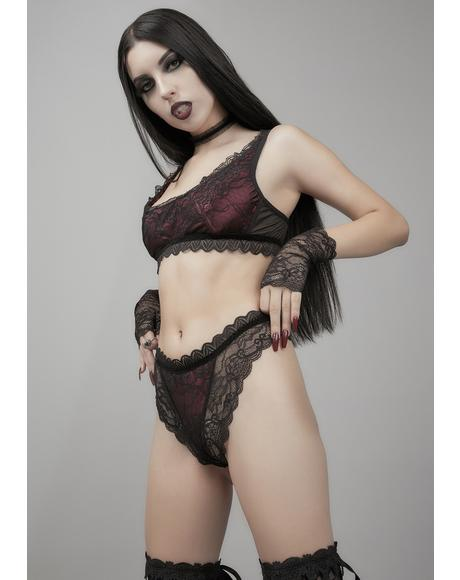 Carpe Noctem Lace Panties