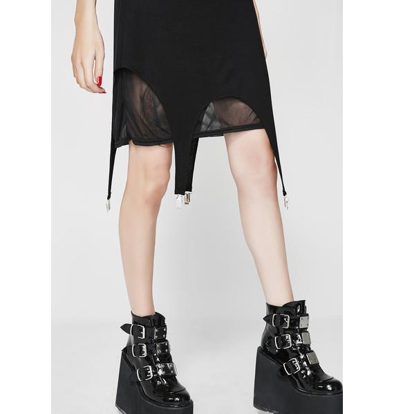 Disturbia Suspender Dress