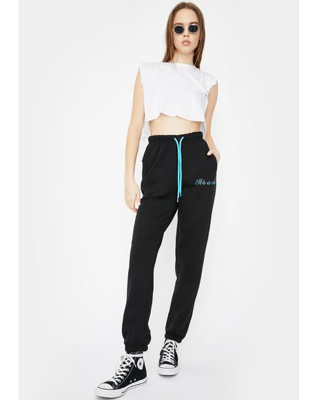 It's A Vibe Jogger Sweatpants