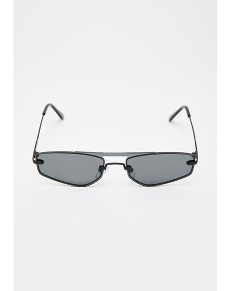 Rebel Runaway Tiny Sunglasses