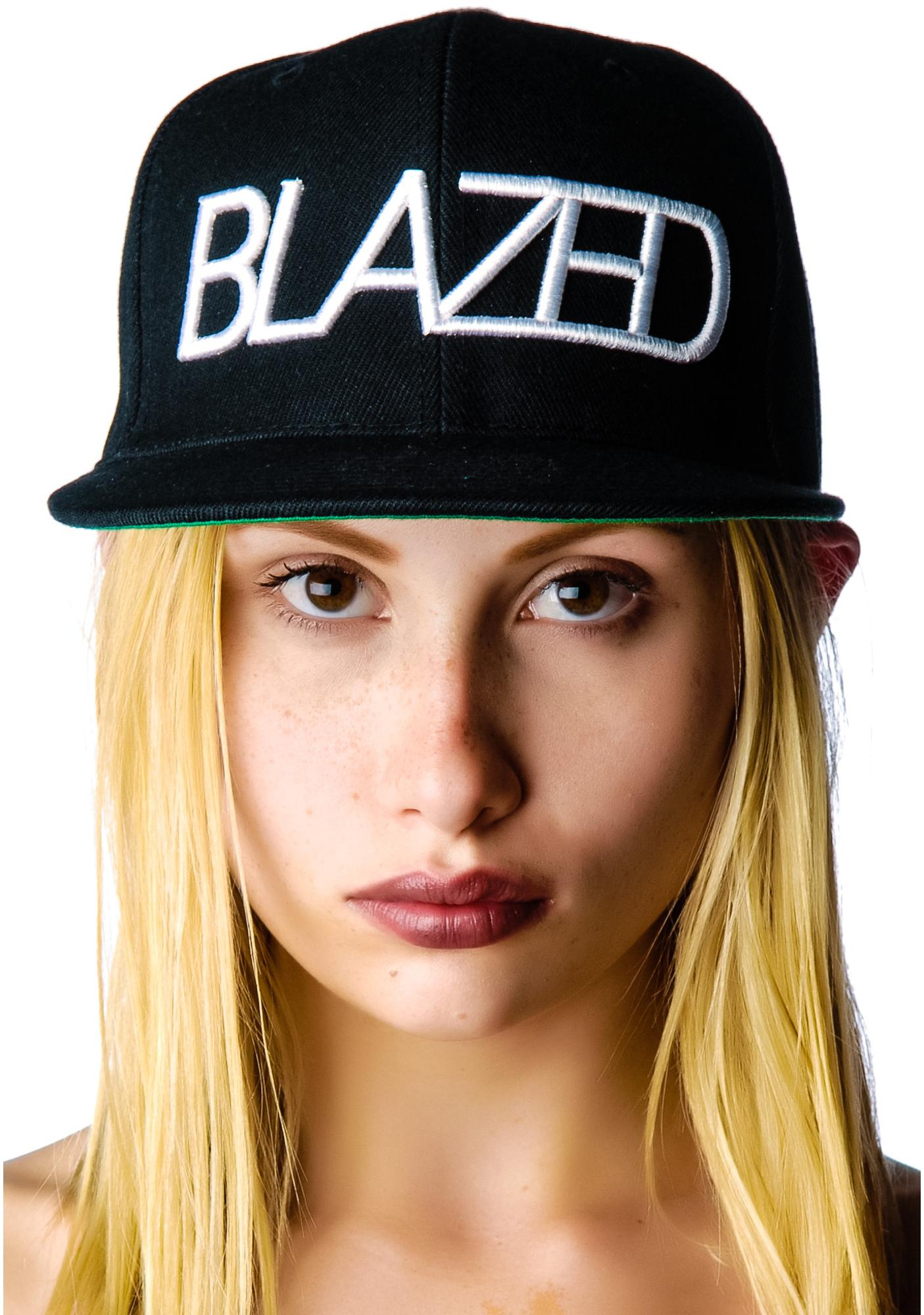 Kill Brand Blazed Snapback