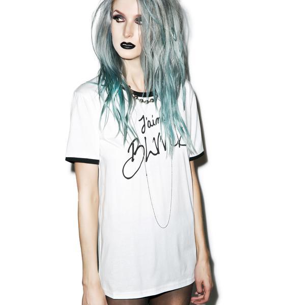 Black Scale Jaime Blvck T-Shirt