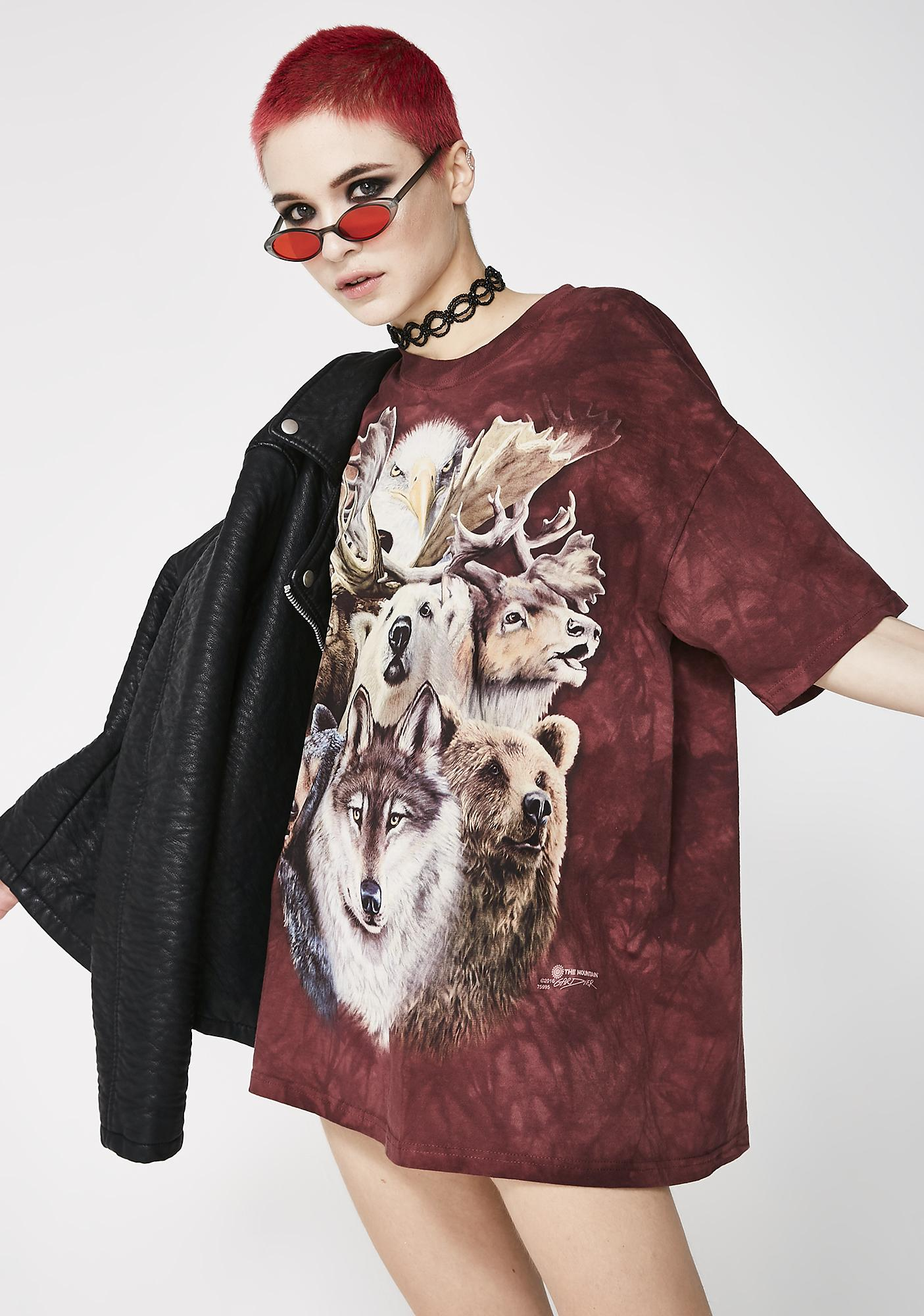 Hang With The Wild Graphic Tee