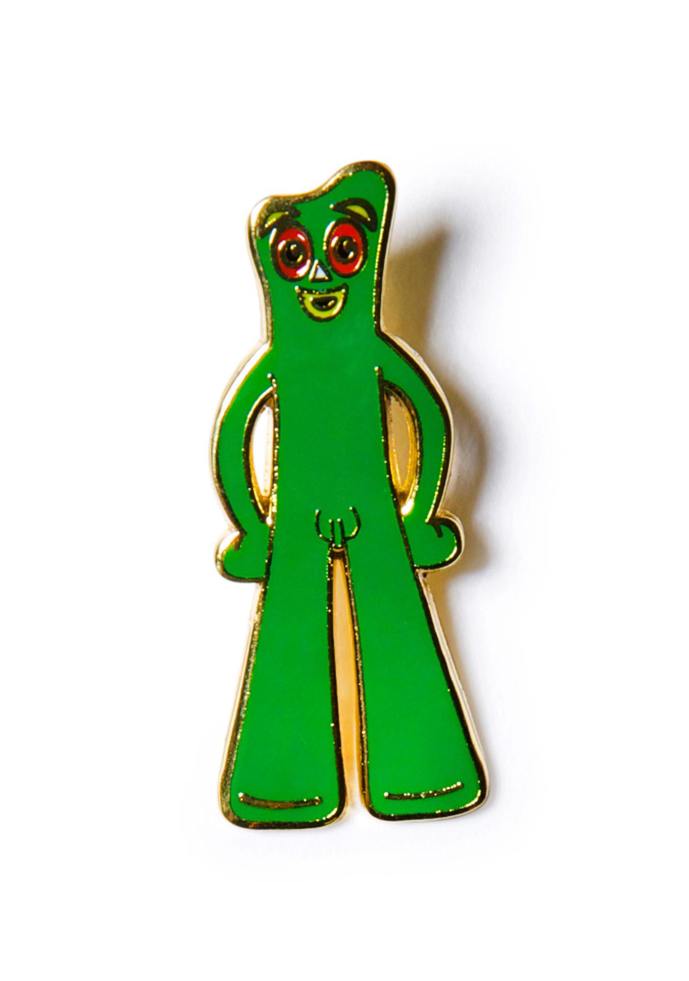 Charlie Green Pin Set