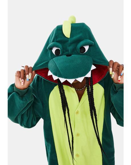 Dinosaur Kigurumi