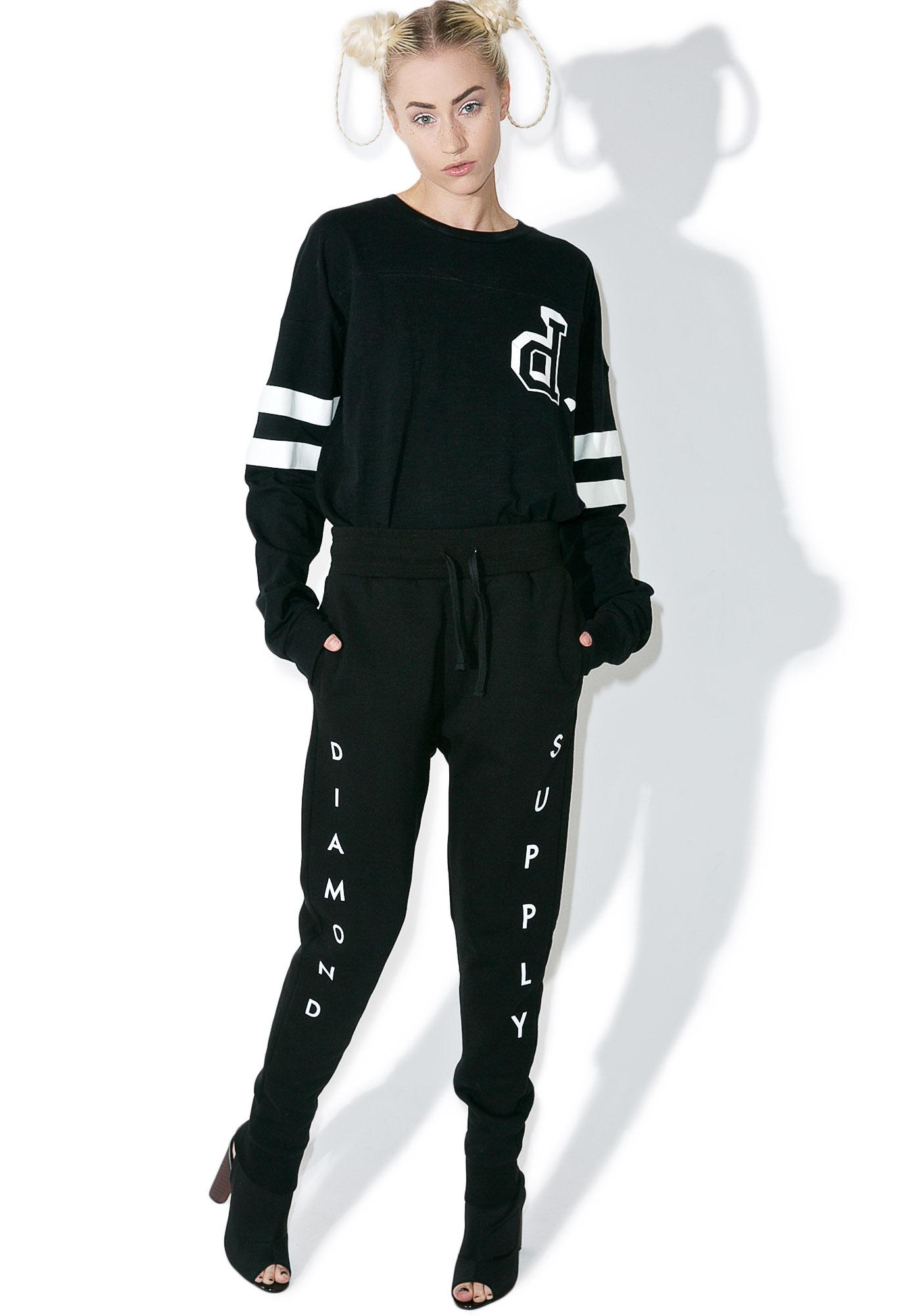 Diamond Supply Diamond Supply Sweatpants