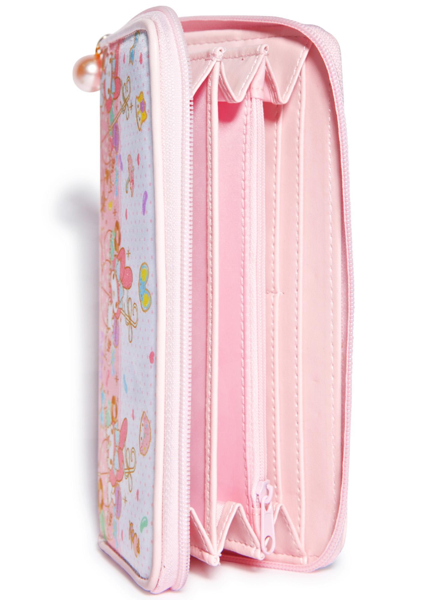Sanrio My Melody Cookie Wallet