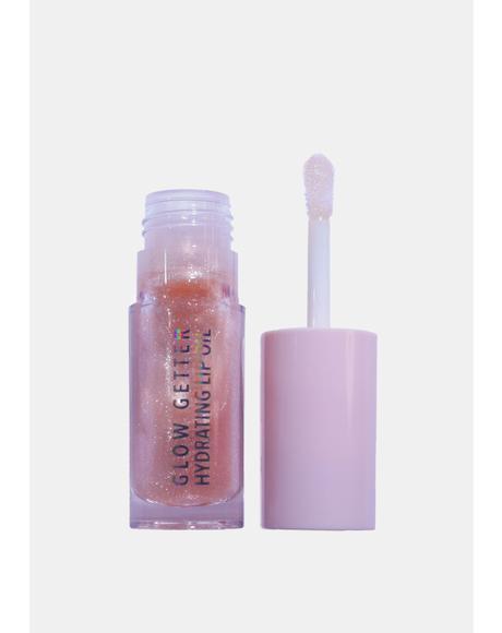 Champagne Kiss Glow Getter Hydrating Lip Oil