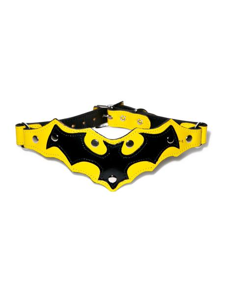 Batty As You Wanna Be Choker