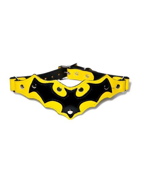 Batty As You Wanna Be Choker