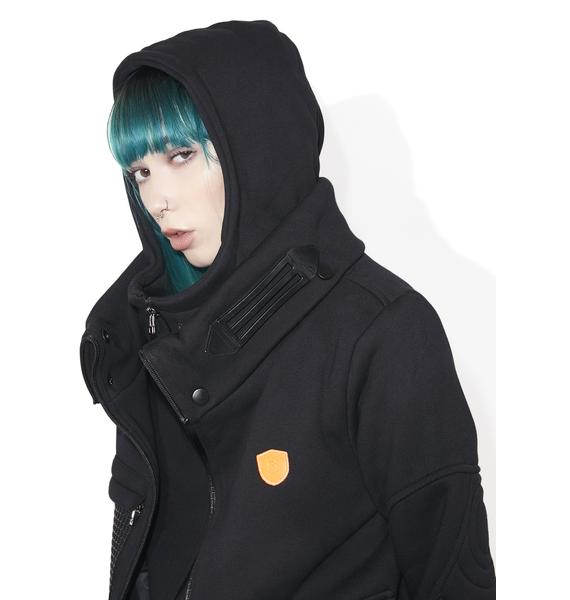 Outerspace Ninja Netted Jacket