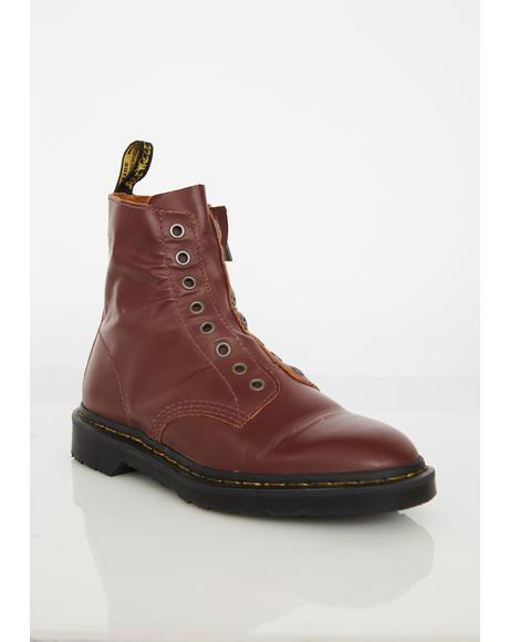 1460 Laceless Boots