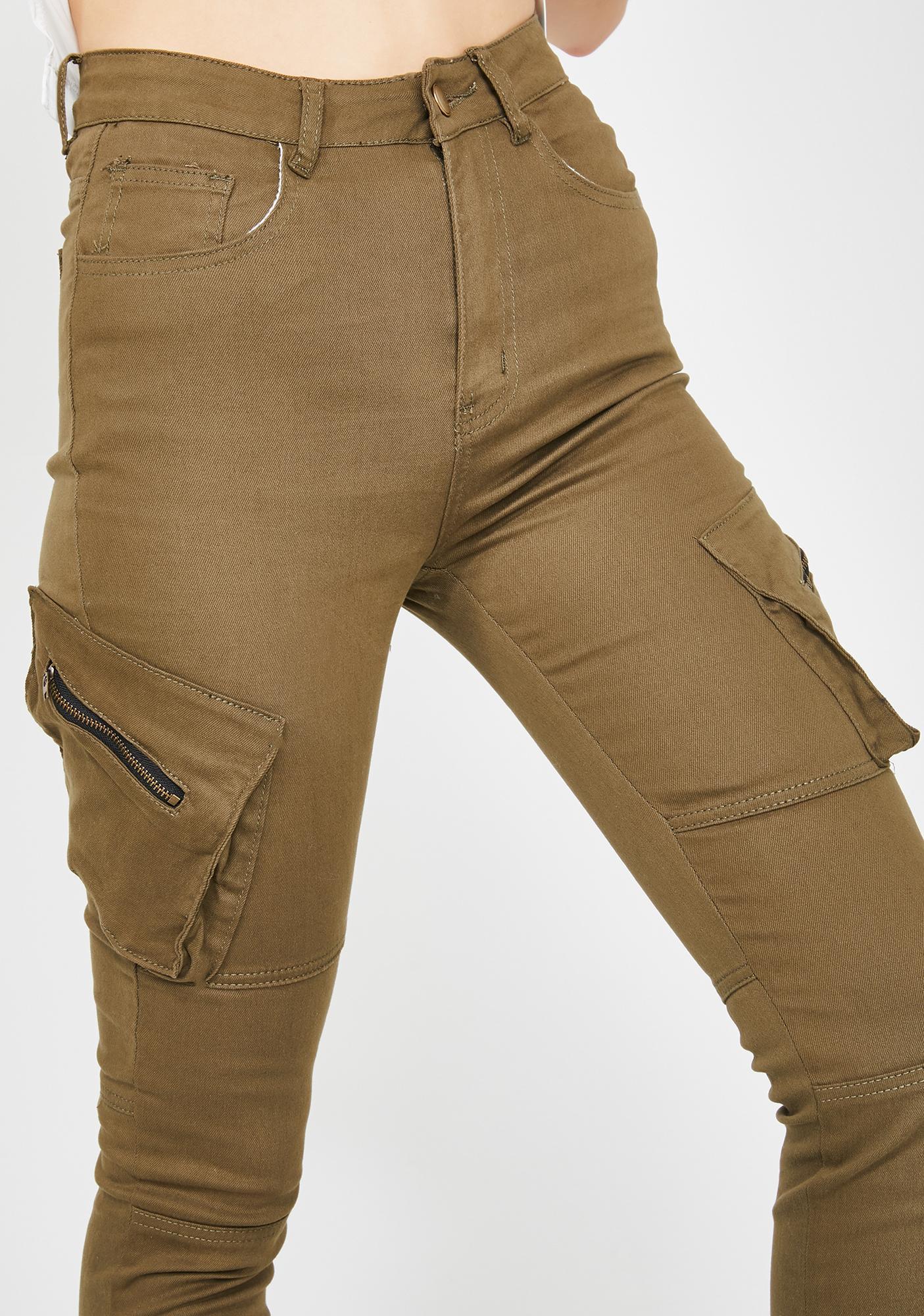 Toxic Turmoil Cargo Pants